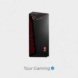 Gamme ordinateurs gaming